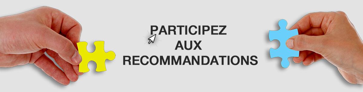 Participez aux recommandations de la SFSEP